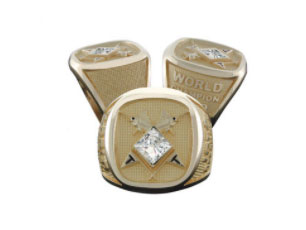 Championship Rings by Vanmark Jewelry